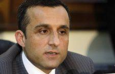 امرالله صالح 226x145 - امرالله صالح: ایالات متحده به دنبال تجزیه افغانستان است!