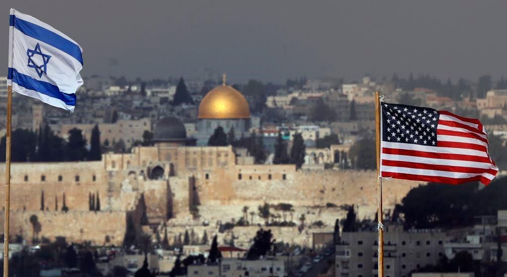 امریکا اسراییل - امریکا دیگر نمیتواند میانجی صلح در خاورمیانه باشد