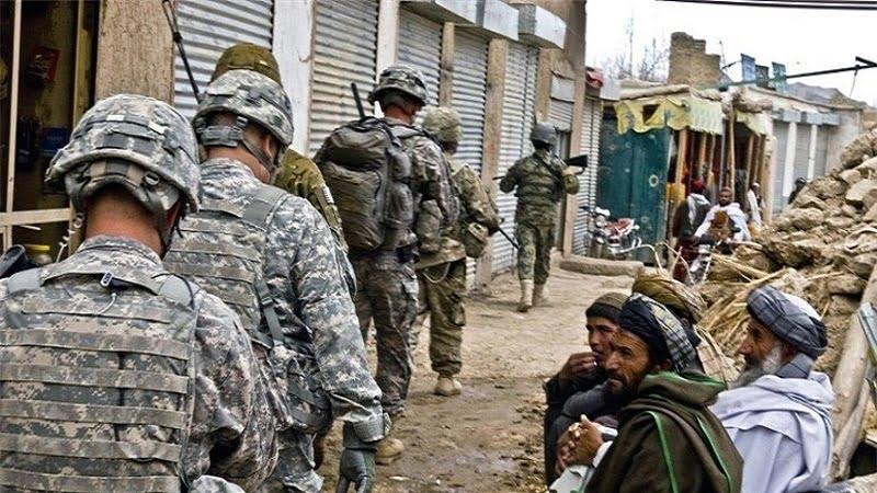 امریکا 1 - امریکا در پی کاهش شمار نظامیان اش در افغانستان