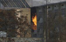 انفجار 226x145 - آخرین خبرها از انفجار در نزدیکی وزارت فواید عامه