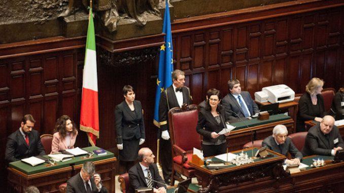 ایتالیا پارلمان - رابطه جنسی نامشروع دو نماینده پارلمان ایتالیا
