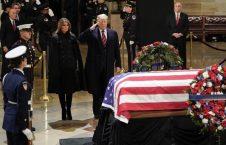 تابوت بوش 6 226x145 - تصاویر/ تابوت ایچ دبلیو بوش در کانگرس امریکا