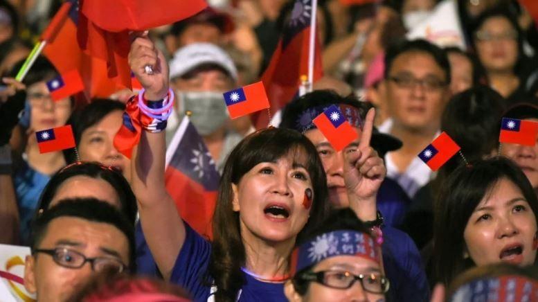 تایوان - شکست طرفداران امریکا در انتخابات تایوان، پیروزی طرفداران چینایی
