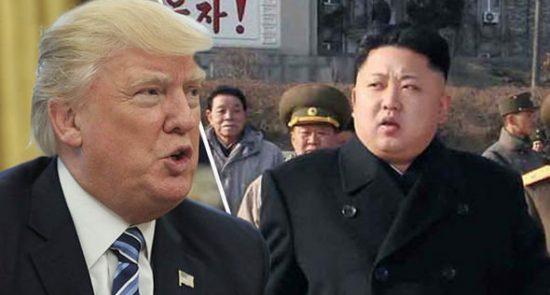 ترمپ کیم جونگ اون 550x295 - پیشنهادی بی سابقه دونالد ترمپ به رهبر کوریای شمالی
