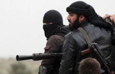 تروریست 226x145 - افشای کمک های دولت هالند به گروه تروریستی جبهه الشامیه