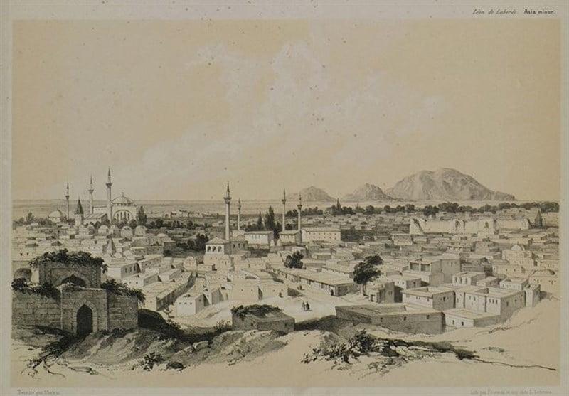 ترکیه در 180 سال پیش 10 - تصاویر/ معماری و زنده گی مردم ترکیه در 180 سال پیش!