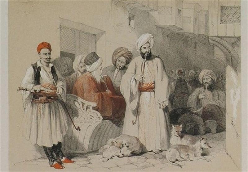 ترکیه در 180 سال پیش 3 - تصاویر/ معماری و زنده گی مردم ترکیه در 180 سال پیش!