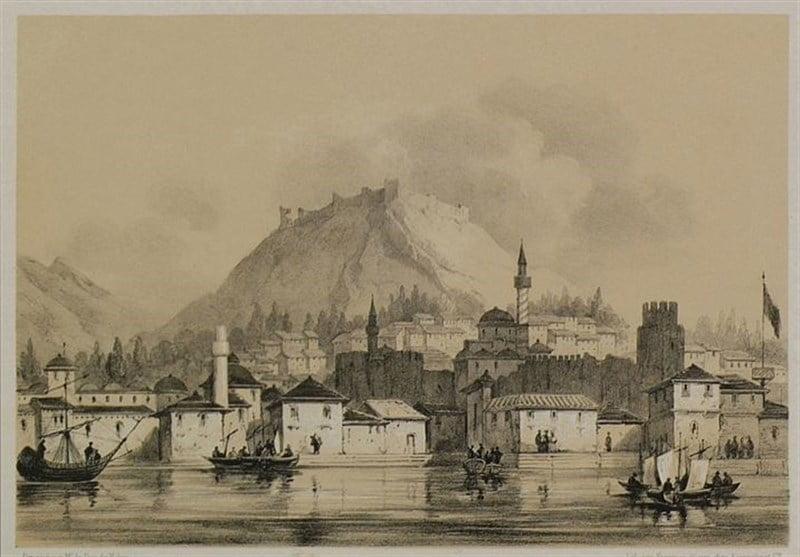 ترکیه در 180 سال پیش 4 - تصاویر/ معماری و زنده گی مردم ترکیه در 180 سال پیش!