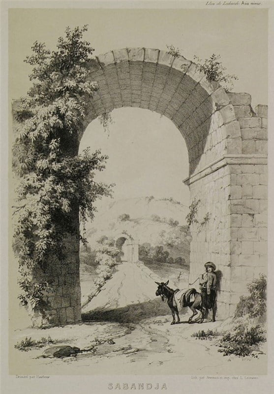 ترکیه در 180 سال پیش 5 - تصاویر/ معماری و زنده گی مردم ترکیه در 180 سال پیش!