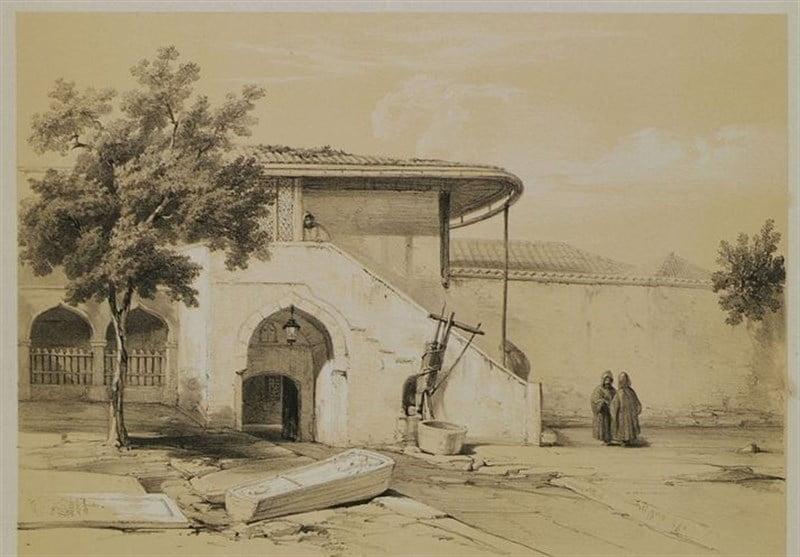 ترکیه در 180 سال پیش 9 - تصاویر/ معماری و زنده گی مردم ترکیه در 180 سال پیش!