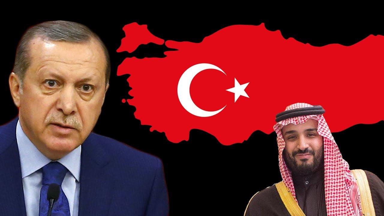 ترکیه - اعلام جنگ امارات و عربستان علیه ترکیه