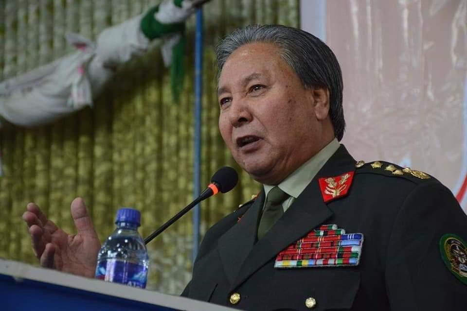 جنرال مراد 2 - جنرال مراد علی مراد: به خاطر نجات افغانستان استعفا کردم!