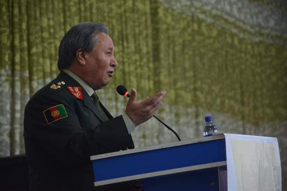 جنرال مراد - تصاویر/ اشتراک جنرال مراد در جشن فارغ التحصیلی محصلان لعل و سرجنگل