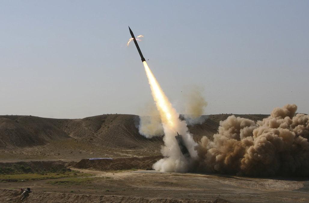 حمله راکتی