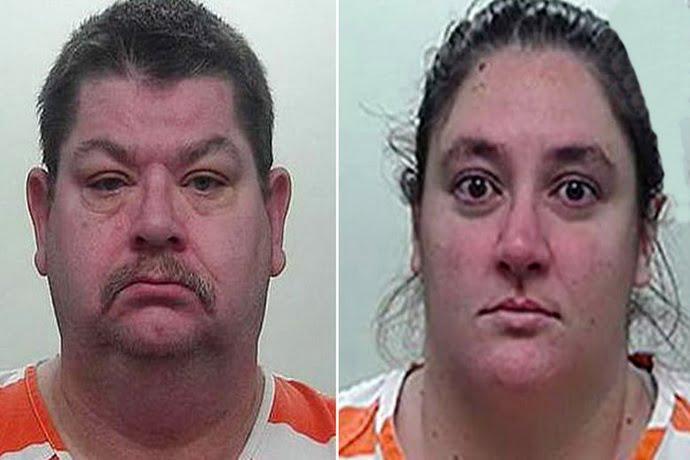 زوج هوسباز - سوء استفاده جنسی از یک دختر 15 ساله توسط یک زوج هوسباز + عکس