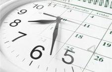 ساعت 226x145 - تغییر ساعات کاری ادارات دولتی