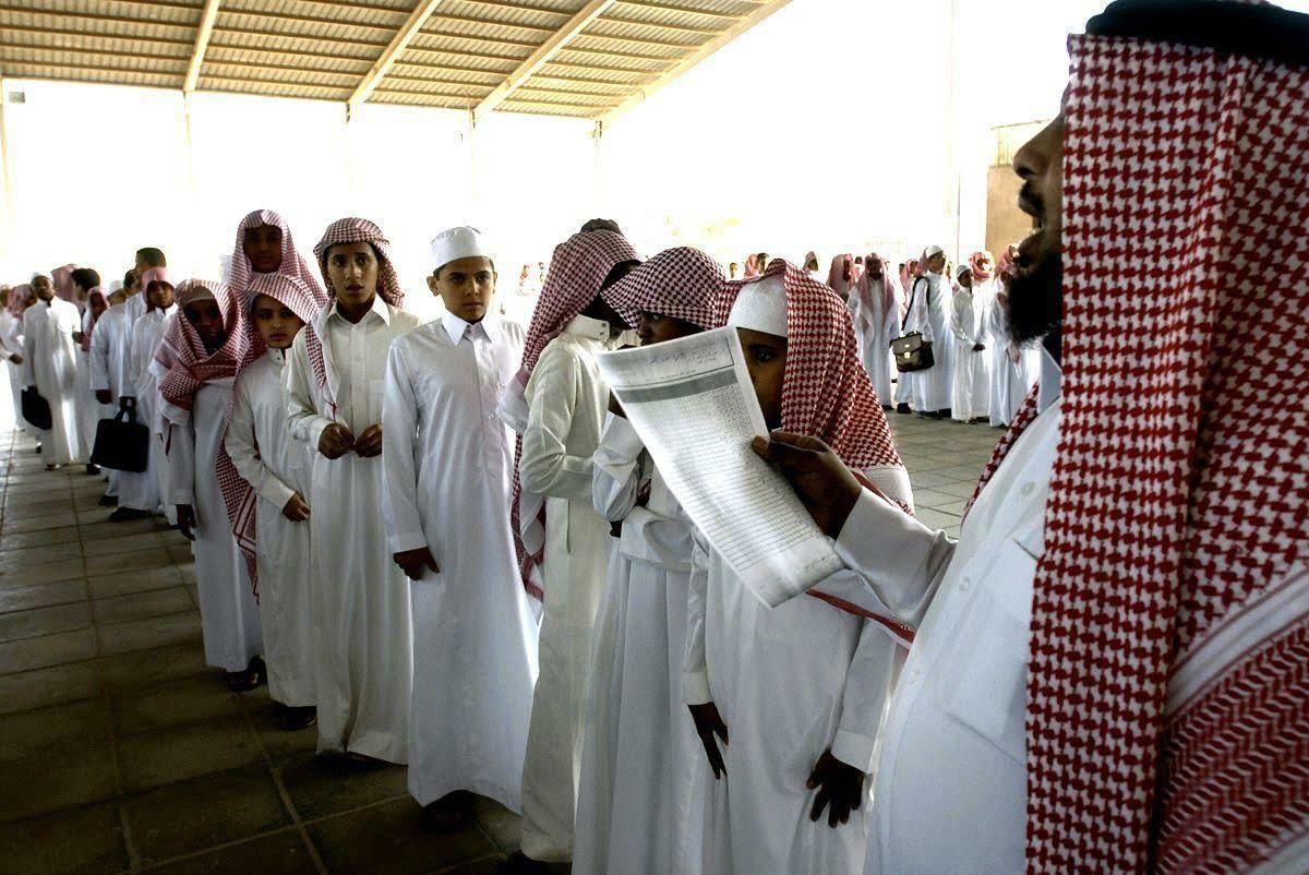 سعودی - کتب درسی سعودی ها، منبع آموزش خشونت و افراط گرایی