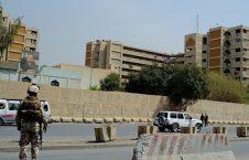 سفارت امریکا 226x145 - حمله راکتی به سفارت امريکا در بغداد!