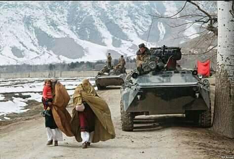 شوروی 1 - تجاوز شوروی به افغانستان به روایت تصاویر