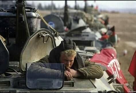 شوروی 12 - تجاوز شوروی به افغانستان به روایت تصاویر