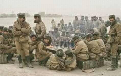 شوروی 3 - تجاوز شوروی به افغانستان به روایت تصاویر