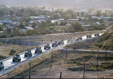 شوروی 4 - تجاوز شوروی به افغانستان به روایت تصاویر