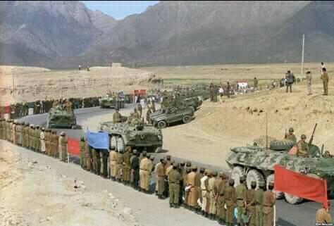 شوروی 7 - تجاوز شوروی به افغانستان به روایت تصاویر