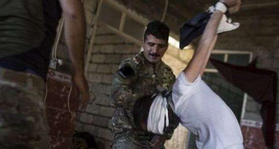 شکنجه 550x295 - افشاگری یک شبکه بریتانیایی درباره شکنجه گران اماراتی