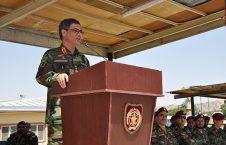 طارق شاه بهرامی 226x145 - یا صلح یا سرکوب؛ هشدار قاطع وزیر دفاع ملی به مخالفان حکومت
