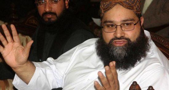 طاهر اشرفی 550x295 - رییس علمای پاکستان دستگیر شد!