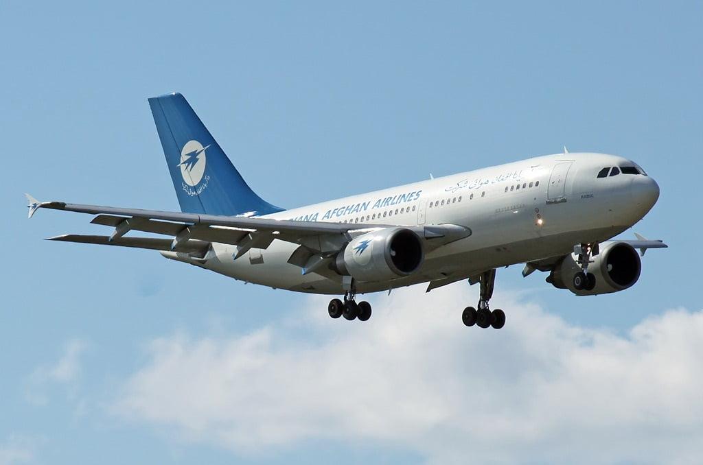 طیاره آریانا - پروگرام اداره هوانوردی ملکی برای انتقال افغانهای گیرمانده در کشورهای خارجی