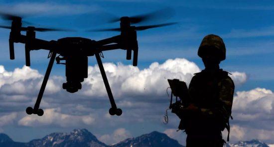 طیاره بی پیلوت 550x295 - پایگاههای نظامی امریکا در افغانستان، زیر ذره بین مخالفان مسلح!