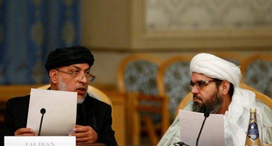 عباس ستانکزی 550x295 - دیدار گرم و صمیمی فعالان حقوق زن با محمد عباس استانکزی