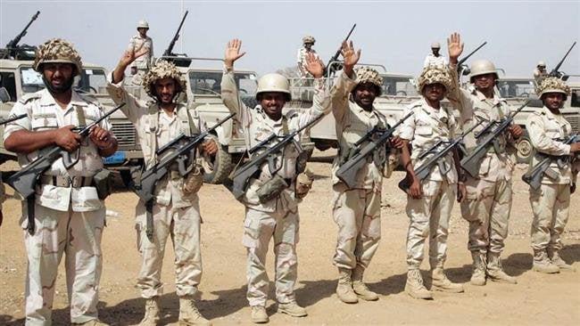 عربستان - عساکر عربستان و امارات در کمین افغانستان!