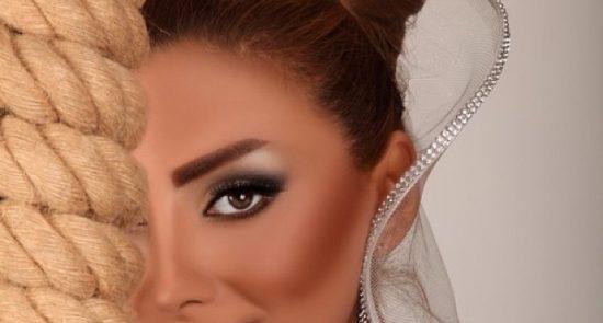 عروس 550x295 - داماد تا چهره عروس را دید او را طلاق داد!