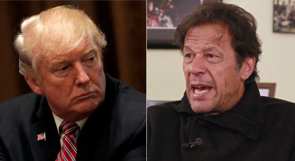 عمران خان ترمپ - سیاست های دونالد ترمپ، پاکستان را به سوی چین، روسیه و حتی ایران هدایت می کند