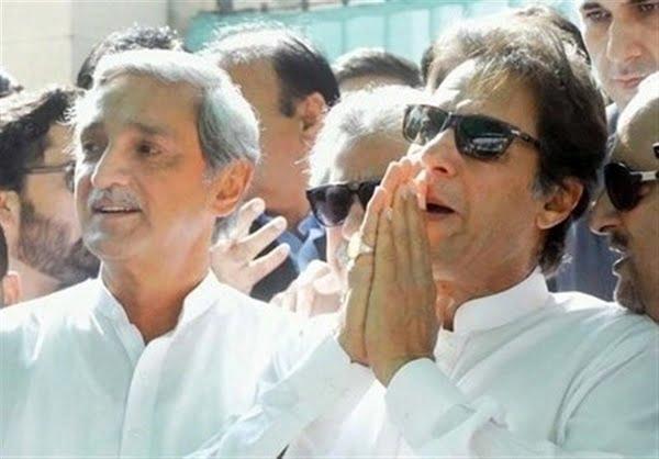 عمران خان 2 - تحقیر عمران خان در امریکا