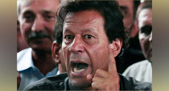 عمران خان 550x295 - عمران خان جواب ترمپ را داد!