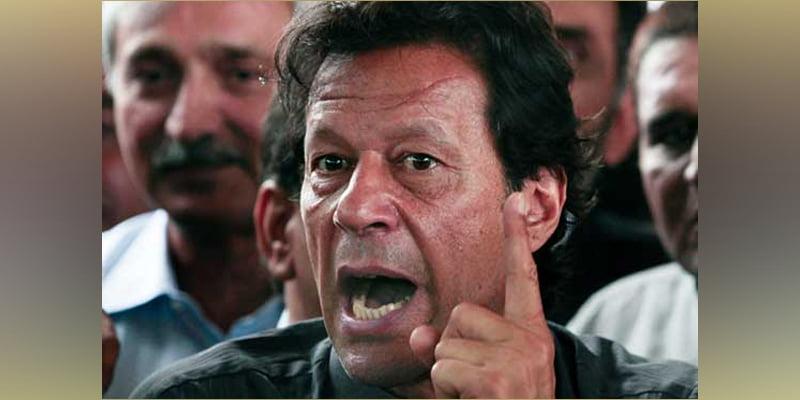 عمران خان - عمران خان جواب ترمپ را داد!
