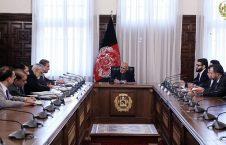 غنی 226x145 - جزییات دیدار رییسجمهور غنی با وزیر امور خارجه پاکستان