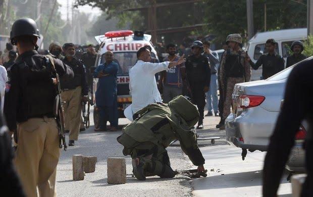 قونسولگری چین - مغز متفکر حمله به قونسولگری چین در کراچی، در افغانستان کشته شد