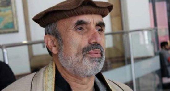 محمد علم ایزدیار 550x295 - راهکار ایزدیار برای پایان جنگ برادرکشی در افغانستان