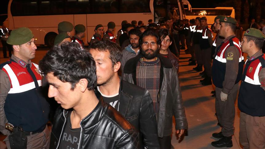 مهاجر - ترکیه و اوضاع آشفته مهاجرین افغان