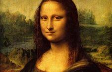 مونالیزا2 226x145 - تصویر/ شباهت باورنکردنی یک زن با مونالیزا