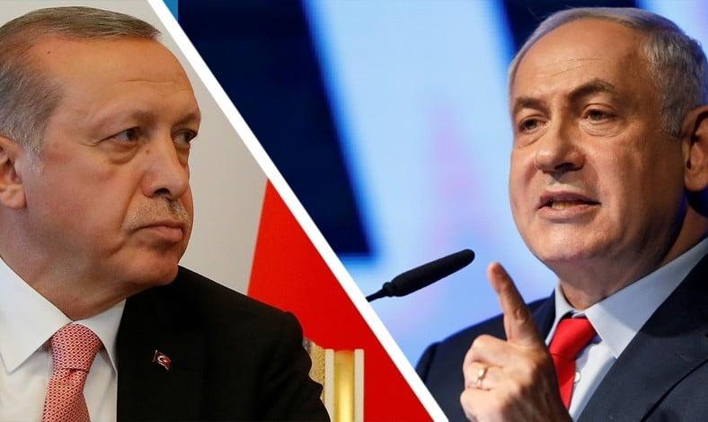 نتانیاهو اردوغان - واکنش تند نتانیاهو به اظهارات اخیر اردوغان
