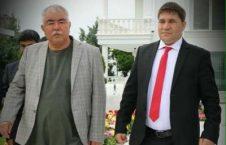 نظامالدین قیصاری 226x145 - نماینده خاص دوستم در فاریاب آزاد شد
