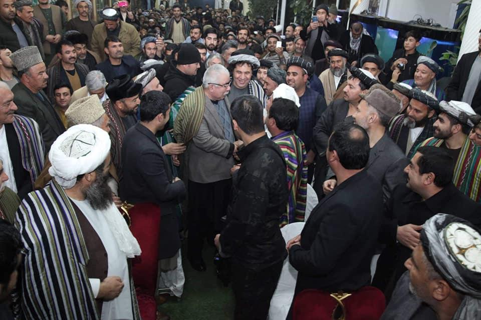 نظام الدین قیصاری 3 - تصاویر/ قوماندان قیصاری پس از آزادی
