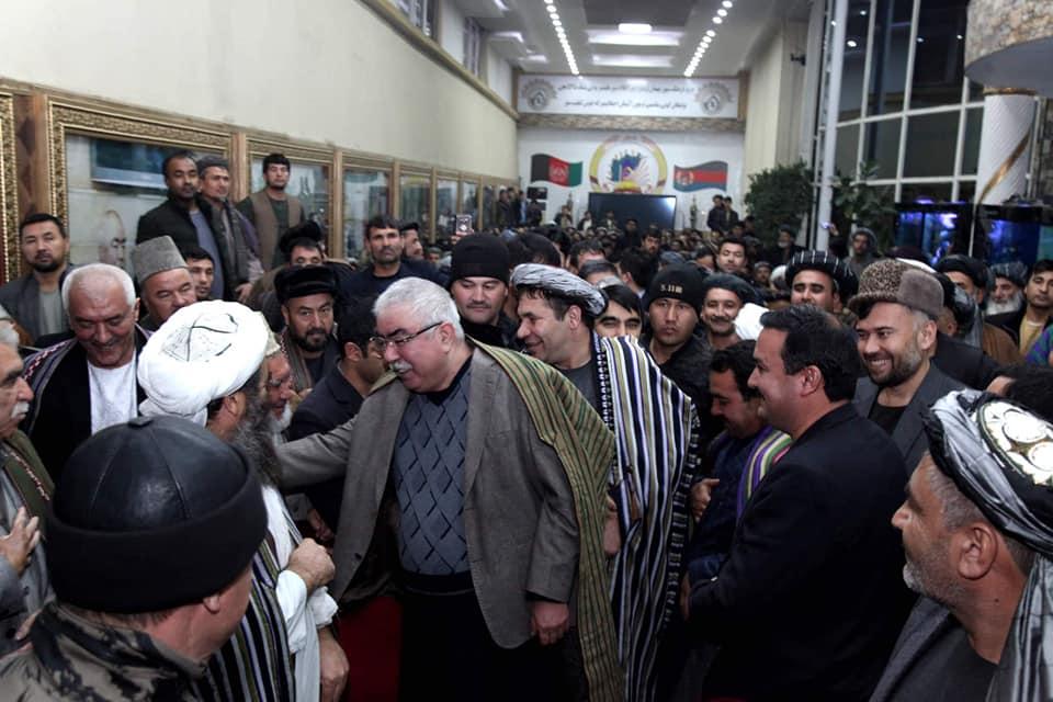نظام الدین قیصاری 4 - تصاویر/ قوماندان قیصاری پس از آزادی