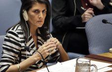 نیکی هیلی 226x145 - انتقاد نیکی هیلی از مساعدت یک ملیارد دالری امریکا با پاکستان