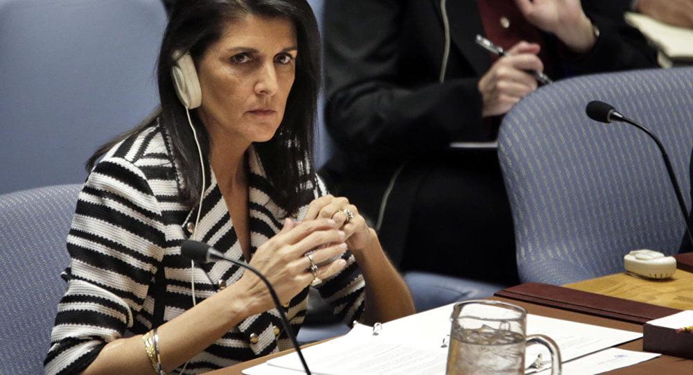 نیکی هیلی - انتقاد نیکی هیلی از مساعدت یک ملیارد دالری امریکا با پاکستان